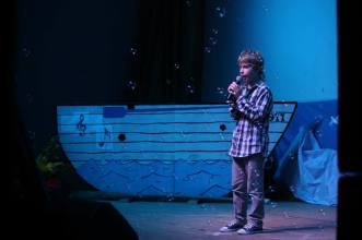 Boys can sing, too!