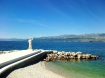 Postira, the view of mainland