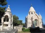 Petrinović mausoleum at the Supetar cemetery